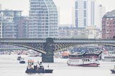 Thames Diamond Jubilee Pageant. River Thames seen from Battersea Bridge, London,  United Kingdom, on 03 June 2012 at 14:03, image #3