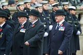 Remembrance Sunday at the Cenotaph 2015: Group B1, Reconnaissance Corps (Anniversary). Cenotaph, Whitehall, London SW1, London, Greater London, United Kingdom, on 08 November 2015 at 11:36, image #15